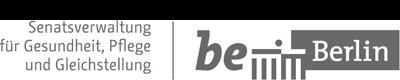 Logo des Senatsverwaltung für Gesundheit, Pflege und Gleichstellung