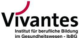 Logo des Vivantes Institut für berufliche Bildung im Gesundheitswesen