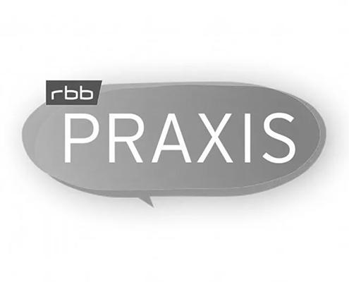 Logo der TV-Sendung RBB Praxis